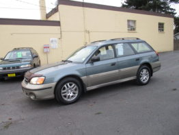 **** 2002 Outback Wagon **** SOLD!