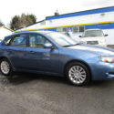 2008 Impreza Wagon 5 Speed $9295