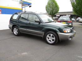 ****2004 Forester XS **** SOLD!