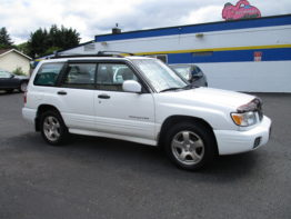 ***2001 Forester 5 Speed *** $8495