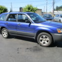 2003 Subaru Forester  5 Speed Coming Soon!
