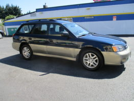 *** 2001 Outback Wagon *** SOLD!