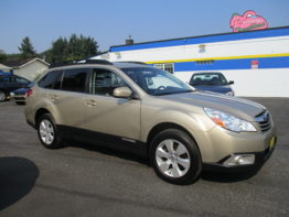 **** 2010 Outback Wagon **** SOLD!