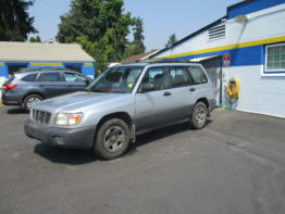*** 2002 Forester 5 Speed *** Coming Soon!