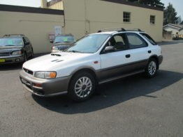 1997 Impreza Outback Sport 5 Speed Coming Soon!