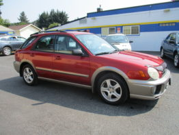 2002 Impreza Outback Sport Coming Soon!