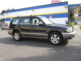 2003 Forester XS 5 Speed $7995