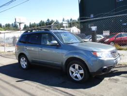 ****  2009 Forester  **** Coming Soon!