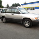 *** 2002 Subaru Forester ***    SOLD!