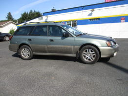 *** 2003 Outback Wagon *** Coming Soon!