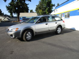 ***2005 Outback Wagon *** Coming Soon!
