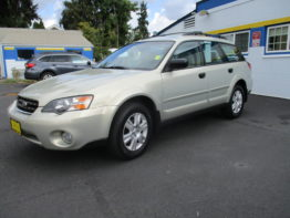 ** 2005 Outback Wagon ** Coming Soon!
