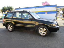 2003 Subaru Forester XS SOLD!