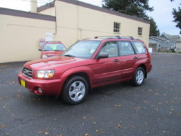 ***** 2003 Forester XS ***** SOLD!