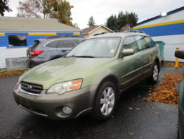 ** 2006 Outback Limited ** Coming Soon!