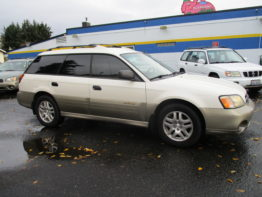 ** 2002 Outback Wagon ** SOLD!
