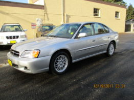 2003 Legacy Special Edition $7995