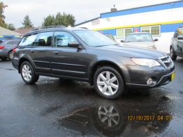 *** 2008 Outback Limited *** SOLD!