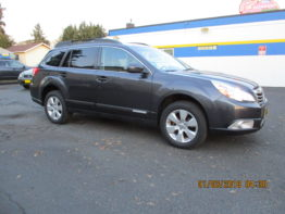 2010 Outback Limited Wagon $14,495
