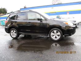** 2015 Forester Premium **SOLD!