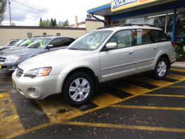 *** 2005 Outback Limited *** $11,995
