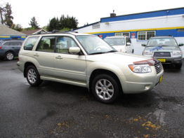 2006 Forester X 5 Speed SOLD!