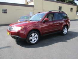 ** 2010 Forester Premium ** SOLD!
