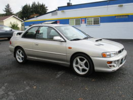 2001 Impreza RS Coupe $7895