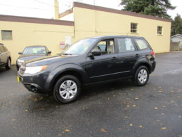 2010 Forester X 5 Speed SOLD!