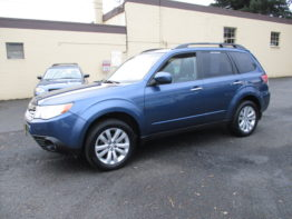 **2012 Forester Limited** SOLD!