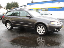 2007 Outback Limited $10,595