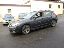 2012 Impreza Sport Limited Coming Soon!