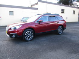 **2015 Outback Limited** $19,295