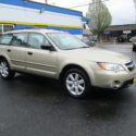 2008 Outback Wagon Coming Soon!