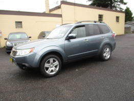 **2009 Forester Limited** SOLD!