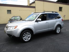2011 Forester Premium Coming Soon!