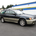 **** 2001 Outback Wagon *** SOLD!