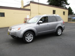 **2011 Forester Touring** $15,495 SOLD!