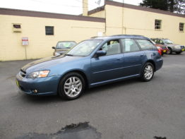 2005 Legacy Limited Wagon $7495