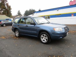 *****2007 Forester X***** $9495 SOLD!