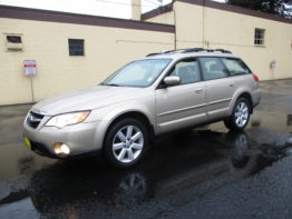 **2008 Outback Limited** $8995