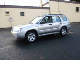 **2007 Subaru Forester** Coming Soon!