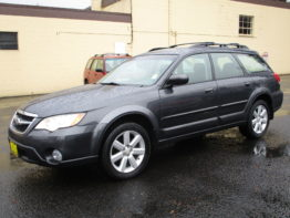 2008 Outback Limited $12,995