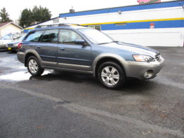 2005 Outback LTD 5 Speed $10,795
