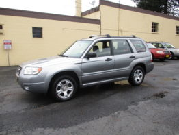 ***2007 Forester X***  Coming Soon!
