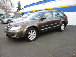**2008 Outback Limited** $8495