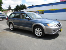 **2008 Outback Limited** $10,995