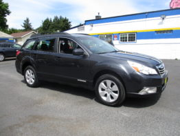 **2012 Subaru Outback** SOLD!