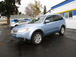 2011 Forester Touring Coming Soon!