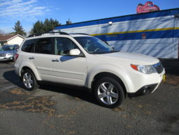 2010 Forester Limited Coming Soon!